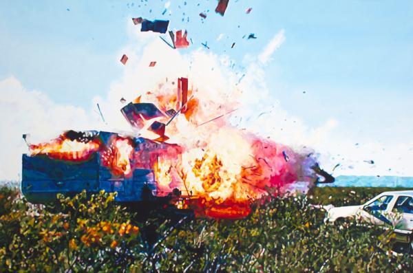 Imaginophagy of destruction