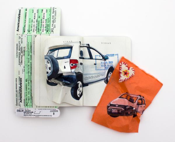 Retratos Automovilísticos: Identidad